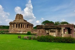 Aihole near Bijapur Fort