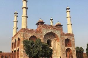 Akbars Tomb