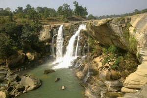 Amritdhara Waterfalls