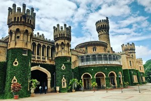 Bangalore Palace and Grounds