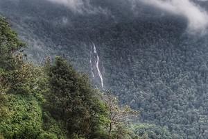 Barkana Falls near Agumbe Rain Forest trek