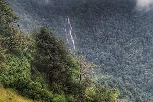 Barkana Falls, Barkana View Point