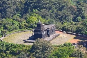 Bettada Byraveshwara Temple Sakleshpur