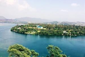Bhakra Dam, Bhakra Nangal Dam
