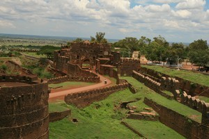 Bidar Fort near Golkonda Fort