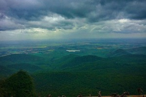 Biligiriranga Hills near Talakadu Sri Keerthinarayana Temple