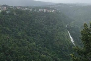 Bishop Falls near Shillong