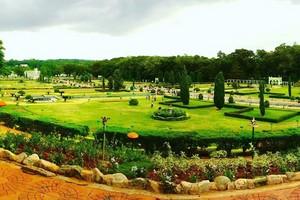 Brindavan Gardens, KRS Garden, Mysore