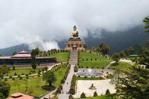 Buddha Park of Ravangla, Tathagata Tsal