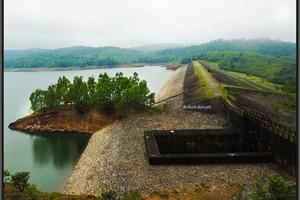 Chakra Dam near Nagara Fort