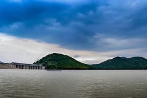 Chandil Dam near Netarhat