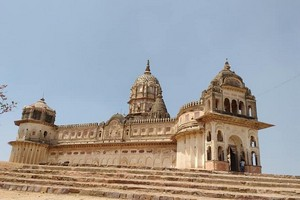 Chaturbhuj Temple Orchha near Khajuraho Group of Monuments
