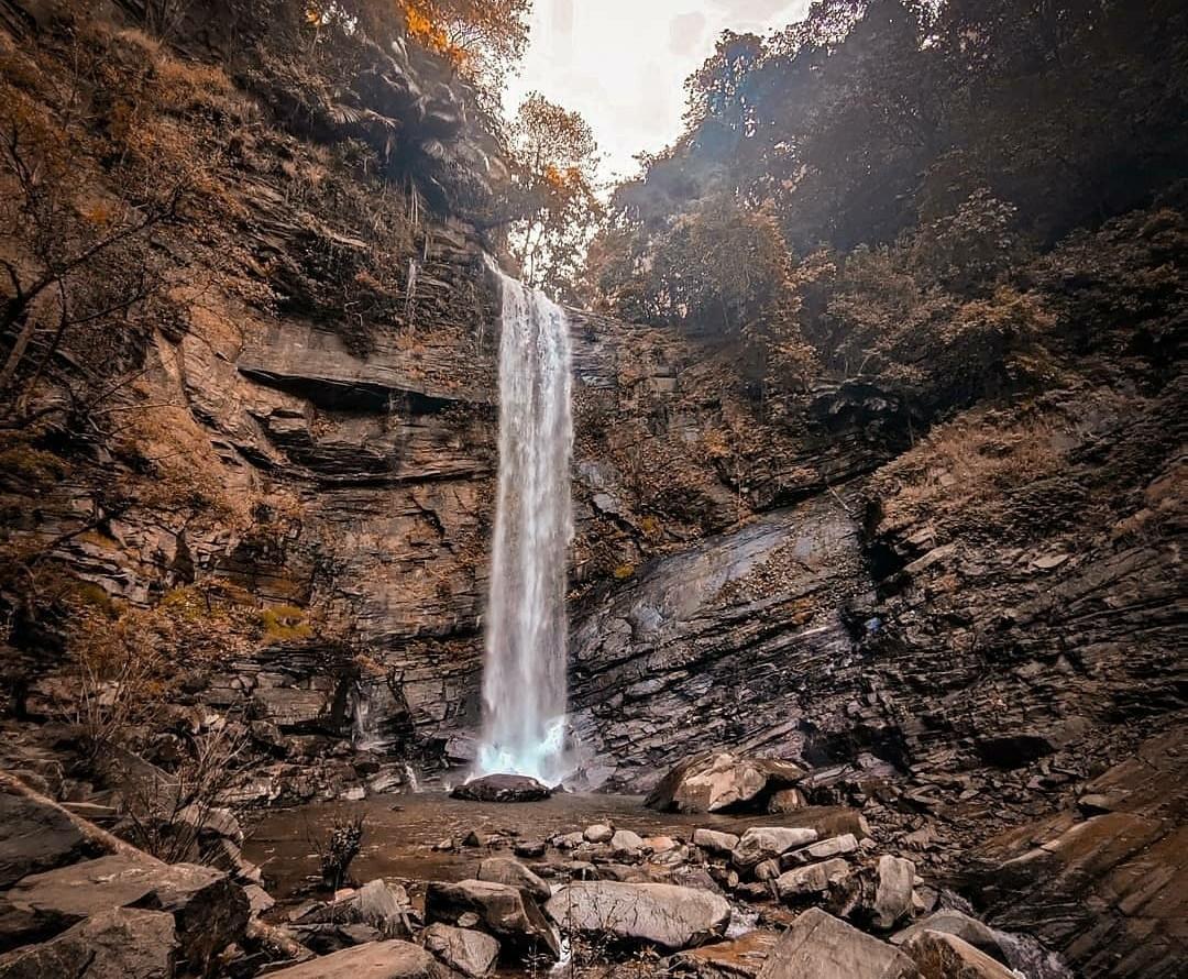 Didupe waterfalls