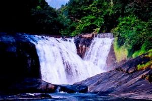 Dondole Falls near Bekal Beach