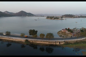 Fateh Sagar Lake near Nakki Lake