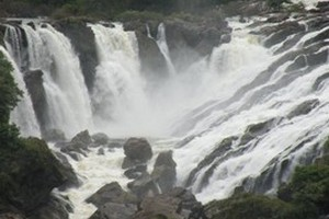 Gaganachukki Falls, Shivanasamudra Falls