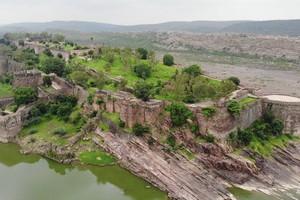 Gagron Fort near Upper Lake