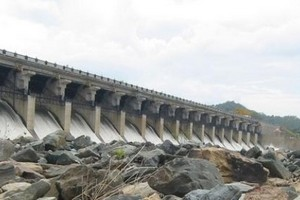 Gajanuru Dam, The Gateway of Malnad