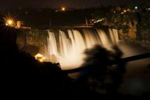 Gokak Falls near Sogal Falls