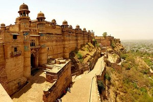 Gwalior Fort near Agra