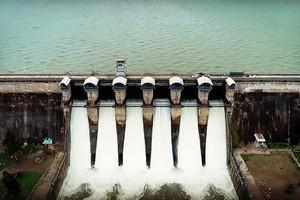 Hemavathi Reservoir, Gorur Dam