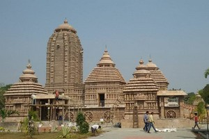 Jagannath Temple Puri near Chilika Lake