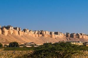 Jaisalmer Fort, Golden Fort or Sone ka Quil