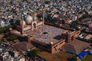 Jama Masjid near Red Fort