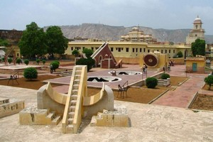 Jantar Mantar Observatory Jaipur near Ranthambore Fort and National Park
