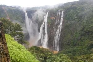 Jog Falls, Gersoppa Falls, Shimoga