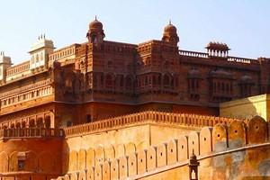 Junagarh Fort, Bikaner Fort or Chintamani Mahal, Bikaner