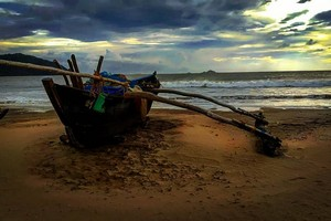 Karwar beach near Butterfly Beach