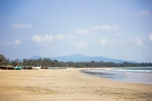 Karwar beach, Rabindranath Tagore Beach
