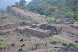 Kavaledurga Fort near Nagara Fort