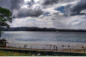 Khadakwasla Dam near Torna Fort
