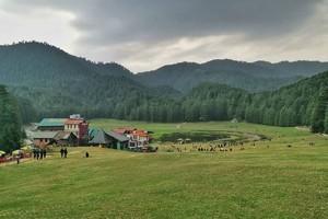 Khajjiar near Patnitop