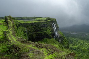 Khandala near Visapur Fort