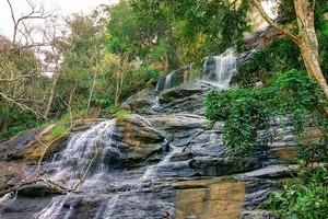 Kiliyur Falls near Brihadeeswarar temple