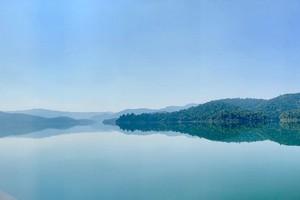 Kodasalli Dam near Shivapura Hanging Bridge