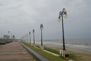 Kozhikode Beach near Muzhappilangad Beach