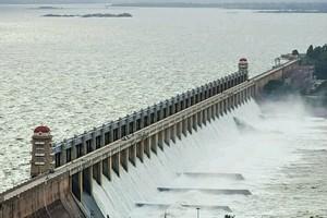 Krishna Raja Sagara Dam, KRS