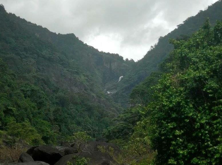 Kunchikal Falls, Kunchikal Abbe, Shimoga