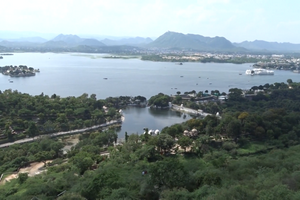Lake Pichola, Pichola Lake, Udaipur