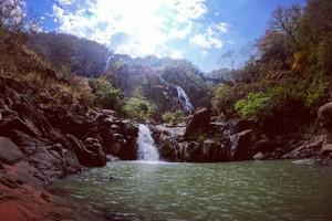 Lodh Falls, Budha Waterfall