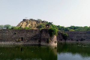 Lohagarh Fort near Agra