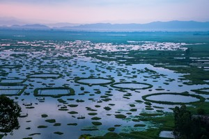 Loktak Lake near Phek