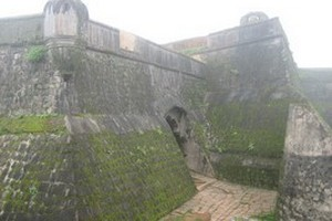 Manjarabad Fort near Hemavathi Reservoir