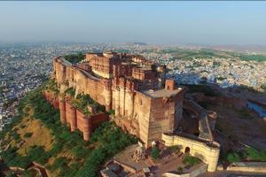 Mehrangarh Fort, Mehran Fort