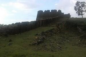 Nagara Fort near Kavaledurga Fort