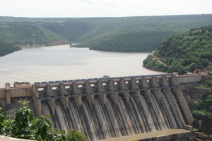 Nangal Dam, Bhakra Nangal Dam